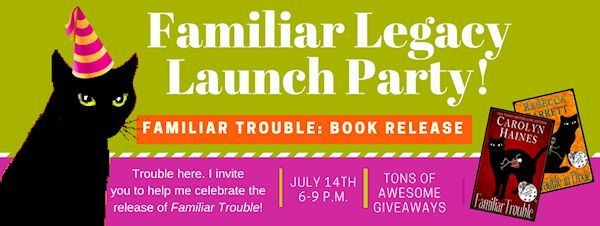 [banner: Launch Party]