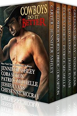 cover: Cowboys Do It Better Box Set
