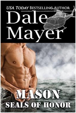 [cover: SEALs of Honor: MASON]