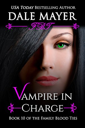 [ cover: Vampire In Charge ]