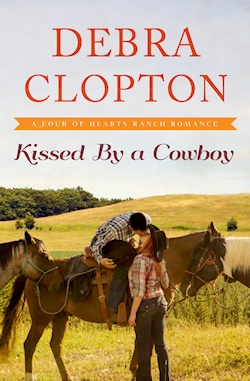 [cover:KISSED BY A COWBOY]