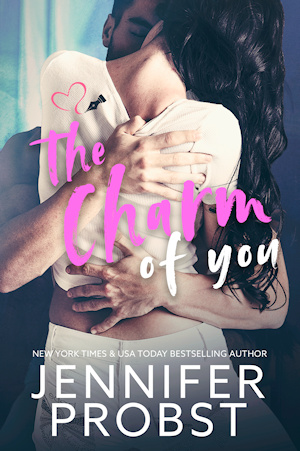 [cover: The Charm of You]