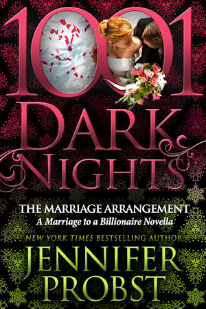 [cover: The Marriage Arrangement]