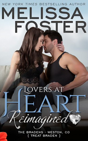 [image: Lovers at Heart Reimagined]
