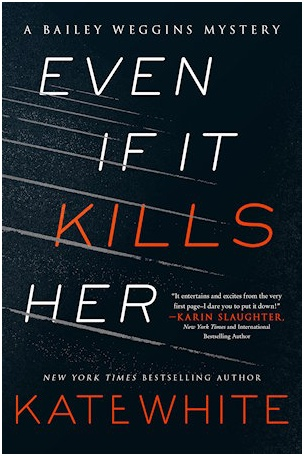 [cover: Even If It Kills Her]