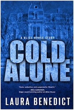 [cover: COLD ALONE]