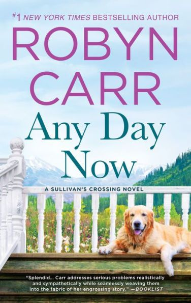 [cover: Any Day Now]
