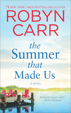 [cover: The Summer That Made Us]