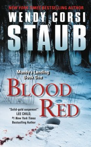 Blood Red, Mundy's Landing Book One