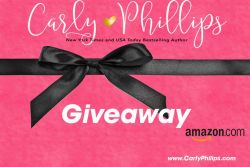 Carly Phillips Contest