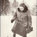 The Angel in Snowshoes…