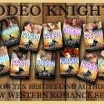 Stories behind the Rodeo Knights Collection by Margaret Daley