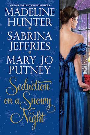 [cover: Seduction on a Snowy Night]