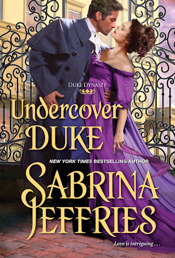 [cover: Undercover Duke]