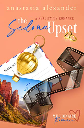 [cover: The Sedona Upset]