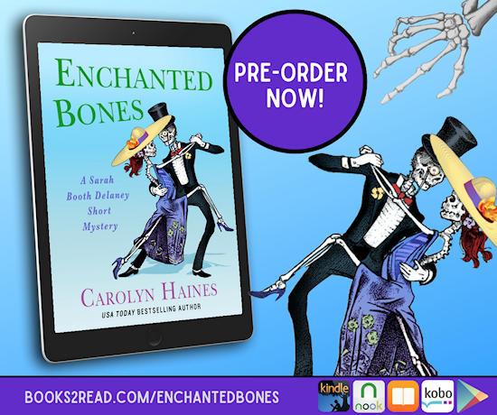 [Pre-order Enchanted Bones]