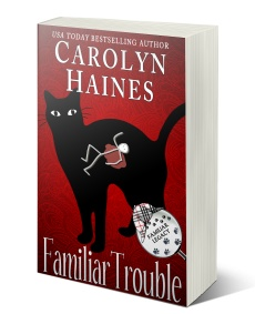 [cover: Familiar Trouble]