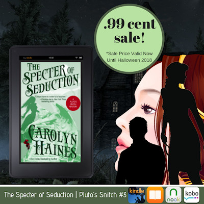Spells, Books, Costumes, and Fun!!! | Carolyn Haines