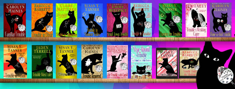 Trouble Cat Mysteries Series