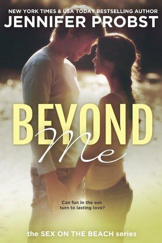 [cover: Beyond Me]