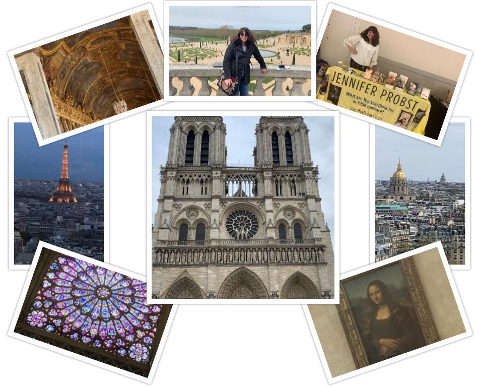 [Paris photo collage]