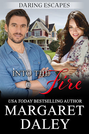 [cover: Into the Fire]