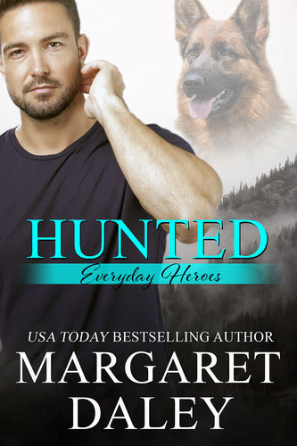 [cover: Hunted]
