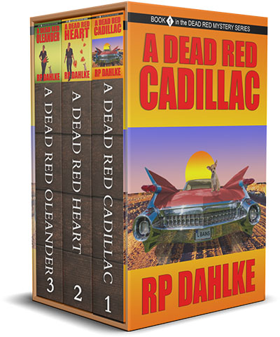 THE DEAD RED MYSTERY SERIES