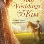 Four Weddings and a Kiss Novella Collection: A Collection of Unlikely Brides