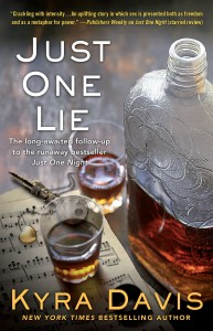 Just One Lie TRUE cover