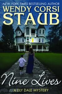 Nine Lives, A Lily Dale Mystery