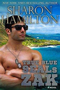 True Blue Seals Zak