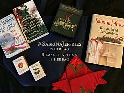 Sabrina Jeffries Contest