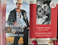 Joanne Rock Contest