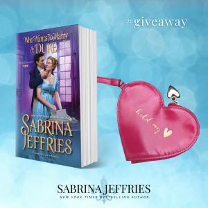 Sabrina Jeffries Contest